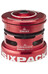 Sixpack Kingpin 2in1 Steuersatz ZS49/28.6 I EC49/40 red